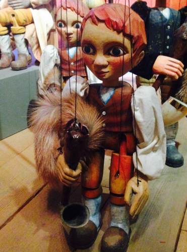 A puppetry trail in the Czech Republic - Photo 27